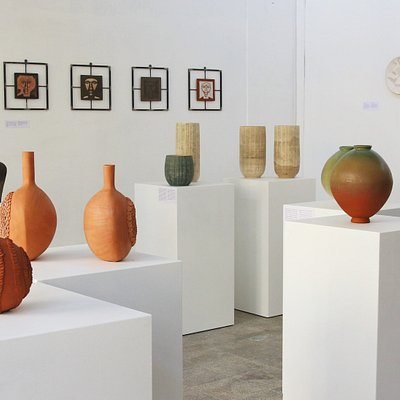 A dialogue between the past and the present highlighting the ceramic techniques and the aesthetic character of the Cypriot Ceramic Art. Focusing on the Bronze Age, Archaic, Geometrical and Medieval Periods and within a contemporary framework, it is an endeavour to approach the ancient pots with a fresh eye, removing the label of the 'museum artefact'.