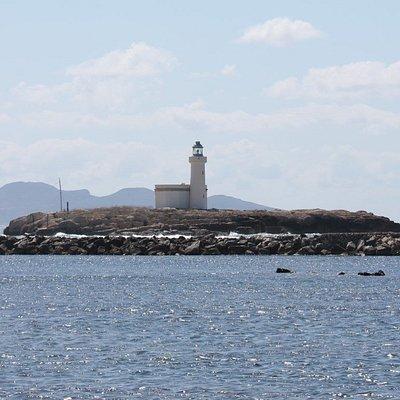 Faro di Scoglio Palumbo