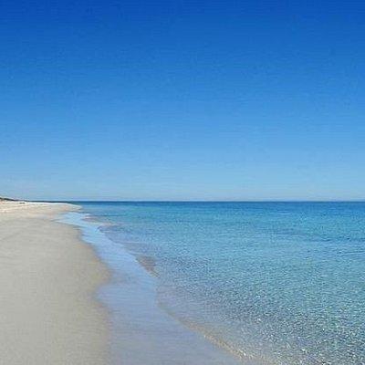 The main Peppermint Grove Beach