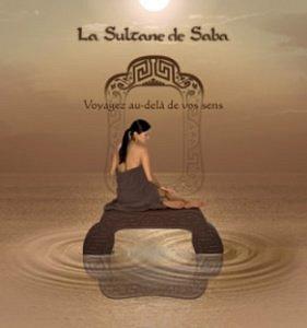 Differents voyages avec la gamme de soins la Sultane de Saba
