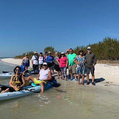 Shell Island Meetup