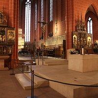 Frankfurt Cathedral 내부