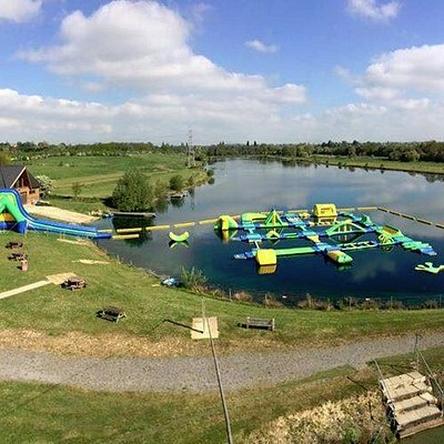Set in 100 acres of landscaped grounds, centred around two purpose built water-sports lakes, Box End Park offers safe and exciting activities to all ages and abilities.