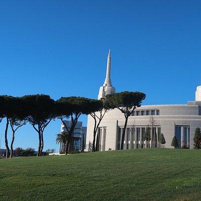 Rome temple