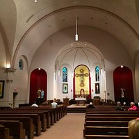 The Majestic St. Leo's Catholic Church in Downtown Minot