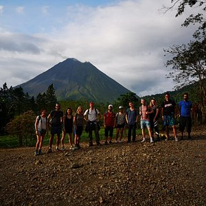 Arenal Volcano Observatory lodge area