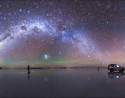 Tour noche de estrellas salar de uyuni - tour astronomico salar de uyuni - tour de estrellas salar de uyuni