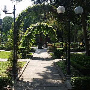 Path with Arches