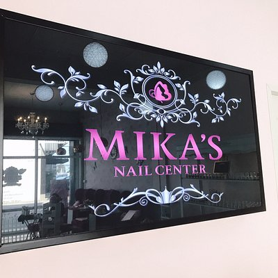 Very nice Nail Shop in Chiang mai  清邁很棒指甲彩繪店