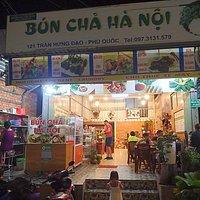 Bún chả Hà Nội 121 Trần Hưng Đạo - Phú Quốc