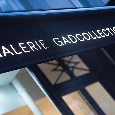 Devanture Galerie GADCOLLECTION