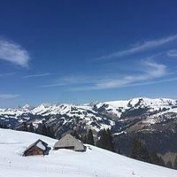 Via Alpina: Gstaad-L'Etivaz