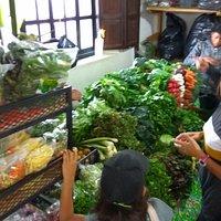 Tianguis agroecológico y artesanal San Cristóbal