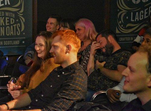 Audience!