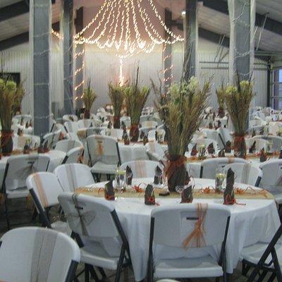 Weddings at Prairie Farms! The perfect venue!