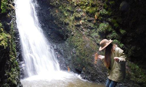 Cascada Cimarrón - Un mágico lugar escondido en medio del Páramo del Cerro Igualata