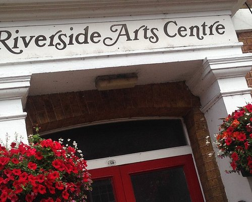 Riverside Arts Centre - home of Laughing Chili Comedy