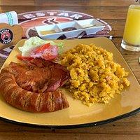 Desayuno Estar Cajue