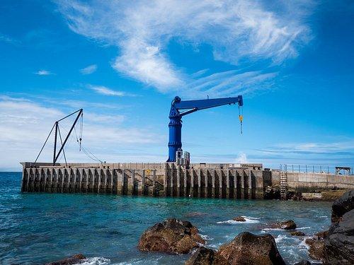 Cascade Pier upgrade 2019