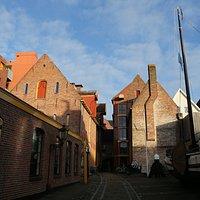Noordelijk Scheepvaartmuseum 외관