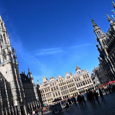 Crime a Bruxelles