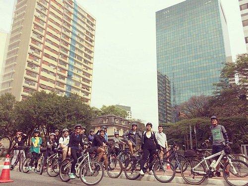 #BikeTour #SãoPAulo #HIstoricalCenter #sightseeing #sticker
