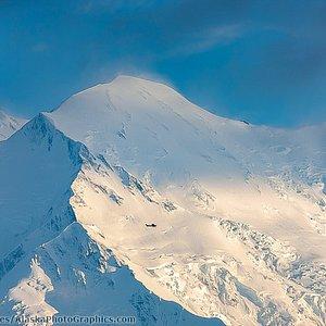 Get true perspective of the grandeur that is Denali