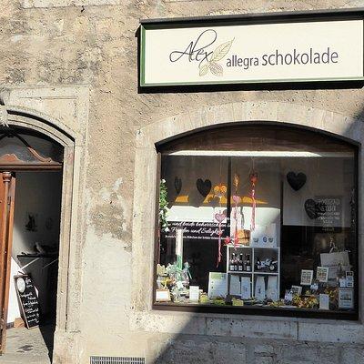 Allegra Schokolade for delicious German made chocolate