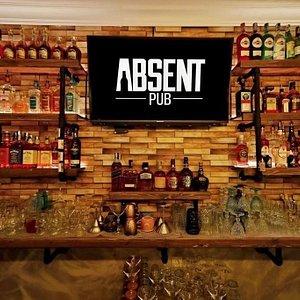 Absent Pub