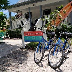 Bicycle rentals