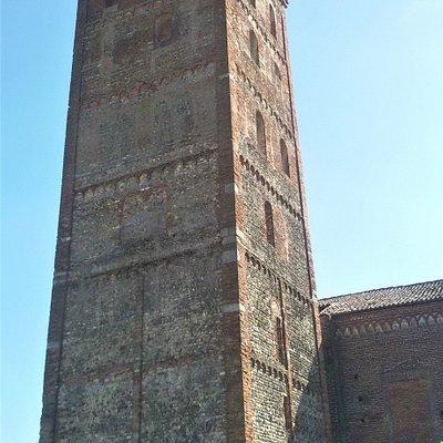 Cinta Muraria dell'Abbazia dei Santi Nazario e Celso - San Nazzaro Sesia.