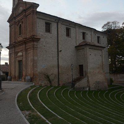 auditorium e chiesa