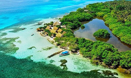 Amazing Full-Day Mucura Island Tour from Cartagena