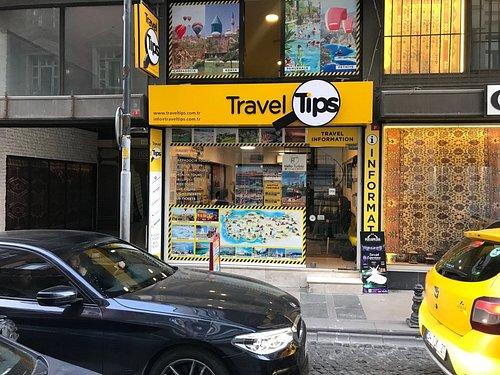Travel Tips Turkey Office