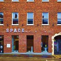 R-Space exterior at 32 Castle street Lisburn