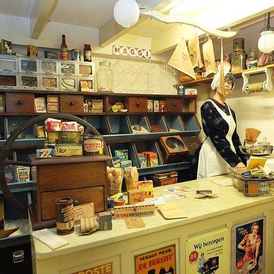 Een Kruideniers winkeltje