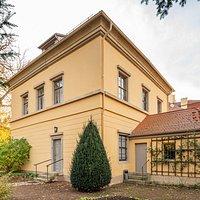 Außenansicht Liszt-Haus
