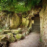 Eingang Parkhöhle