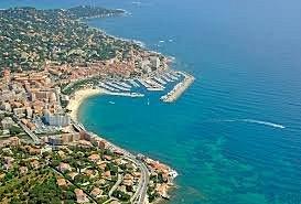 Transferts Nice-Sainte Maxime à partir de 150,00€
