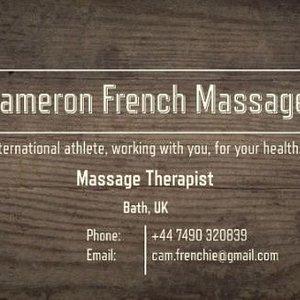 Cameron French Massage