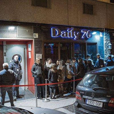 Daily 76 street