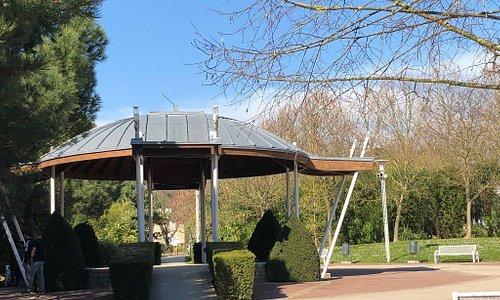 Kiosque du Parc de l'Orangerie