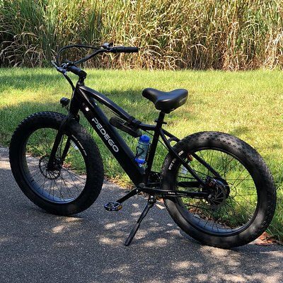 Enjoying the trails in Seminole County with my Pedego Gorilla Trail Tracker! Even if I got fatigued, my bike still had the power to get me back home! 🚴🏼♀️ What a FUN ride!🚴🏼♀️🚴🏼♀️💖