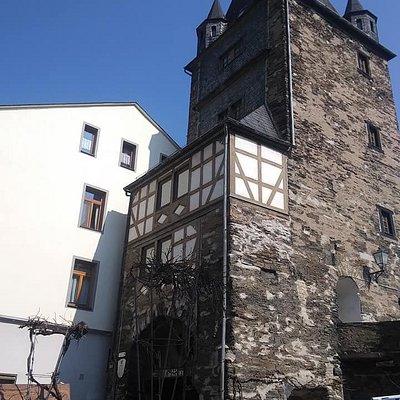 Marktturm 1322!