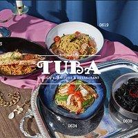 our food TUBA