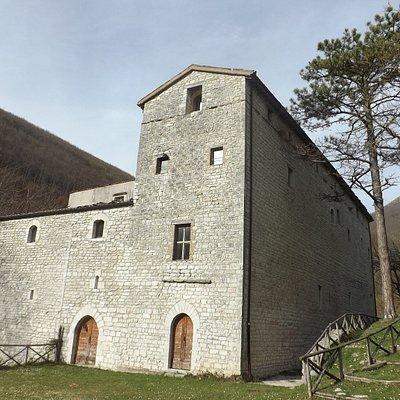 Abbazia di San Biagio in Caprile, Campodonico.