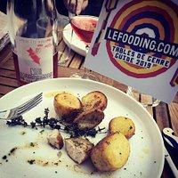 Les Passionnés dans les 800 tables du Fooding en France !