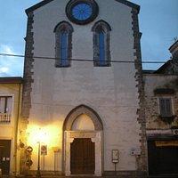 Facciata della Chiesa di San Francesco