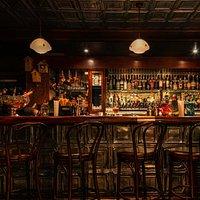 The legendary bar at Nightjar