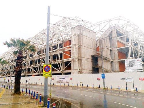 ALTAY Alsancak Stadı inşaatı İZMİR